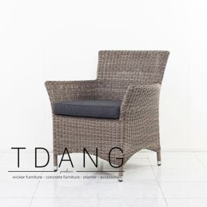 Manning Wicker Armchair (Code 2007)