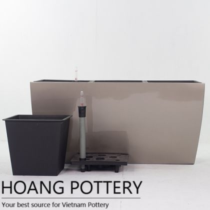 Long Fiberglass Planter (HP-FG010)